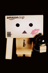 Watch Me Say (Ger Sin) Tags: canon amazon kiss ring proposal danbo boxman