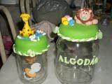 pote infantil (lollyart) Tags: eva biscuit infantil casamento enfeites festas maternidade lembrancinhas