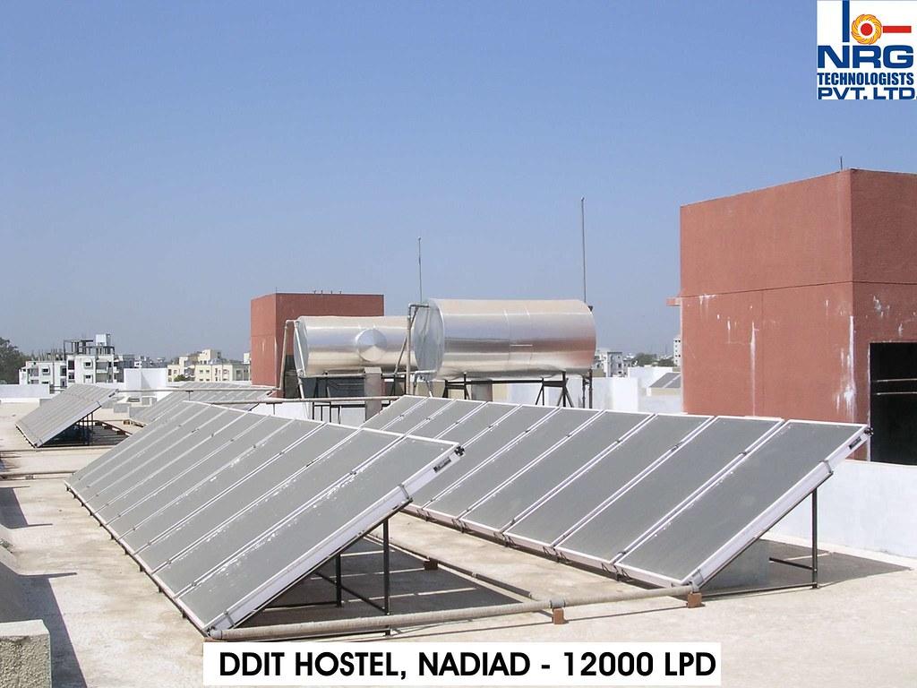 DDIT HOSTEL,Nadiyad 12000 LPD