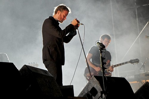 Matt Berninger - The National - Primavera Sound Festival 2011