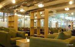 CIP First Class Lounge