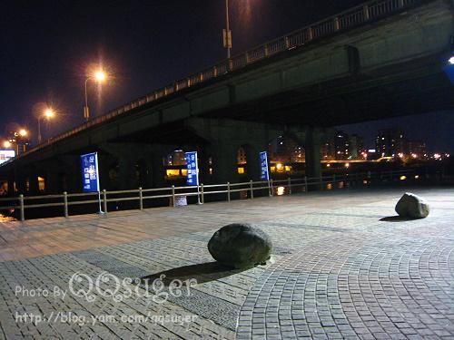 你拍攝的 中正橋2。