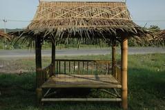gazebo sandar (mrorchidbangi) Tags: gazebo bamboo buluh wakaf rumbina