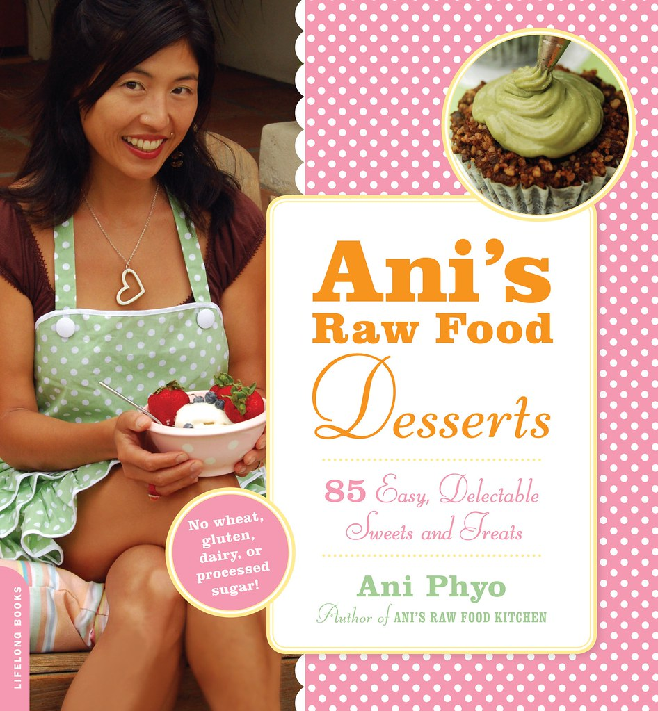 Ani's Raw Food Desserts cover