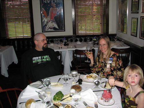 Charlie Stross, Kathryn Cramer, & Elizabeth
