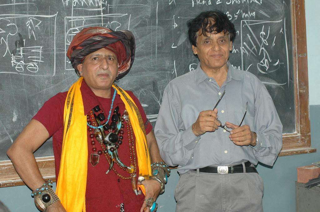 A Guru A Great Man Shreekanth Malushte