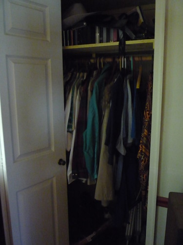 Coat Closet @ Entry