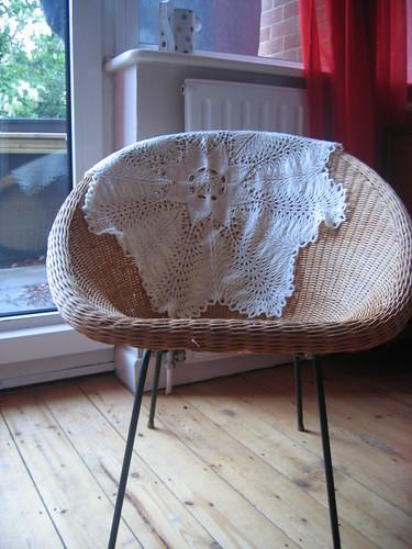 Hemlock Baby Blanket