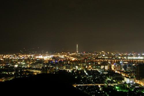 02.台北盆地夜景