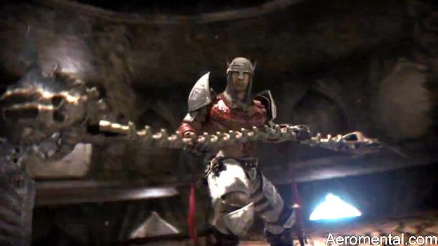 Dante's Inferno arma