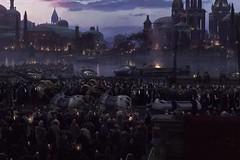 Gualaar- El funeral de Padmé en Naboo