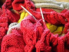 baby blanket - again