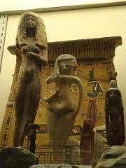 Strong Ladies (meechmunchie) Tags: ancient egypt revolution egyptian 18thdynasty akhenaten tutankhamen ancientegypt tutankhamun tutankhamon thutmose newkingdom amarna tuthmose talatat akhetaten rammeside atenist egyptiancourt