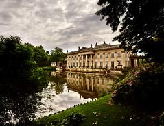 ~ Reflection of the Palace ~ (Peem (pattpoom)) Tags: park reflection landscape nikon poland polska palace warsaw reflexions warszawa d700 theperfectphotographer  nikkorafs1424mmf28ged