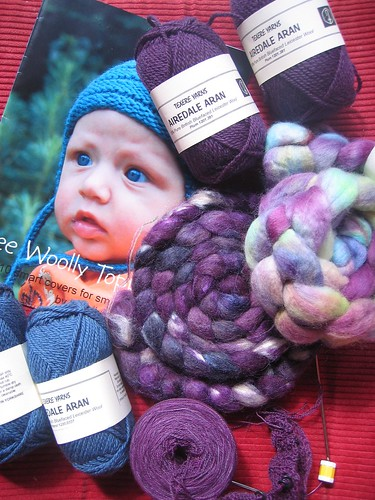 UK Ravelry Day 2009 Haul