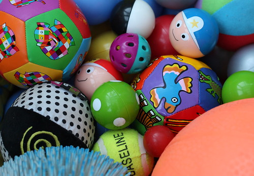 8th June: Balls by scribbletaylor, on Flickr