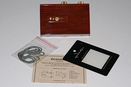 Zero Image 2000 Unboxed
