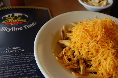 Cincinnati Chili Fries in Kentucky