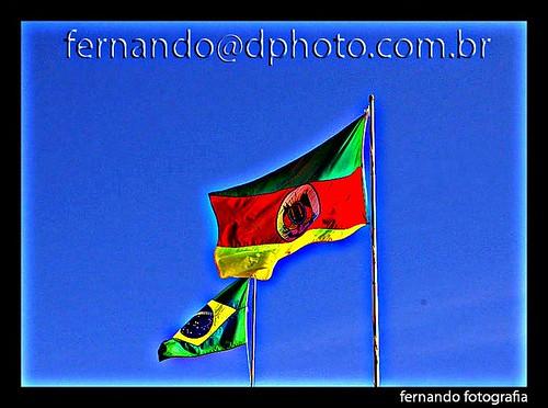 Bandeiras HDR