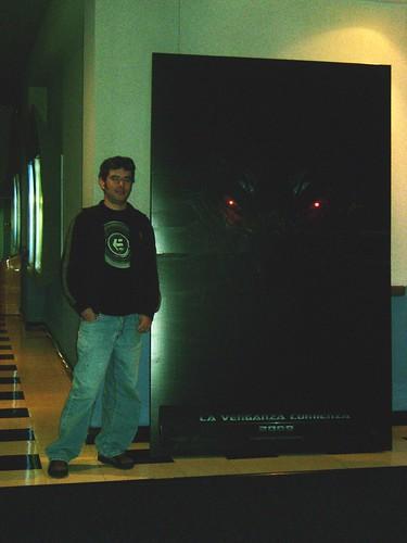 Poster de Transformers Revenge of the Fallen