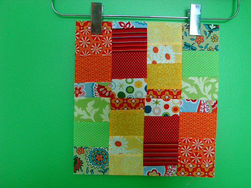 Cottage Quilting Bee - May - for Ashley Ann