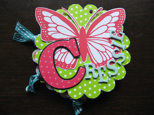 June C2P: B-Maid Minibook: Cressie