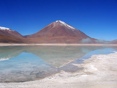Licancabur Reflection