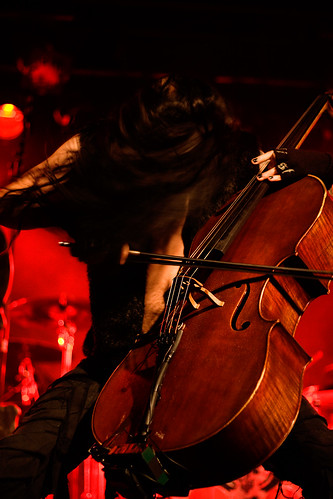 Apocalyptica at Capital Music Hall
