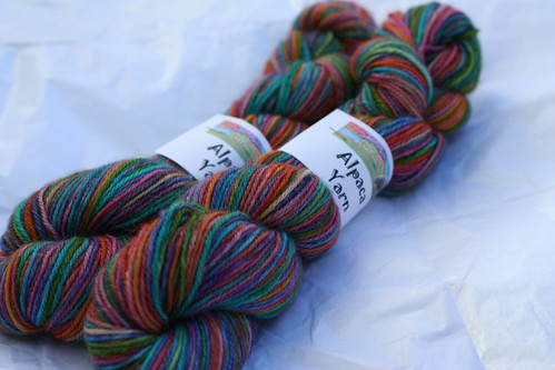 Gorgeous New Yarn