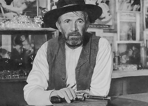 Image result for the westerner walter brennan photos
