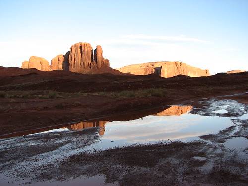 monument valley post-storm