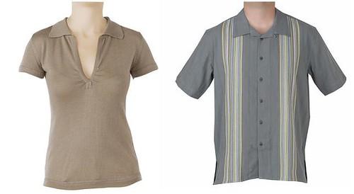 Indigenous Designs Polo Shirt and Havana shirt