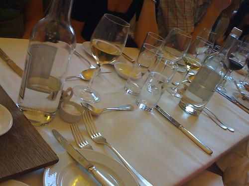 dinner at ng