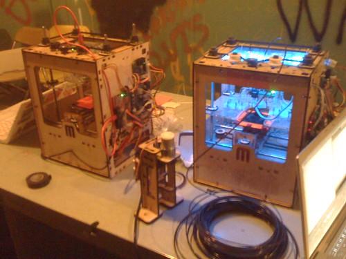 MakerBots!