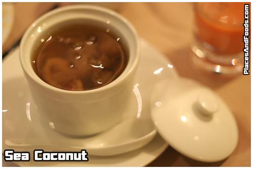 sea coconut