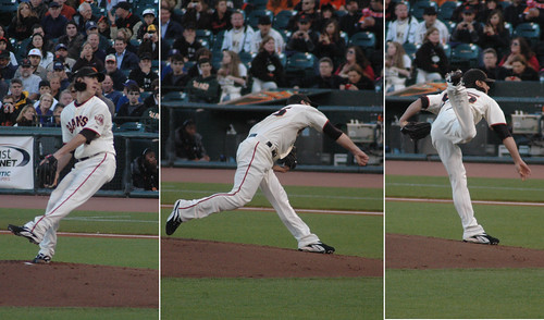 Tim Lincecum Pitching Motion