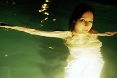 IMGP9133 (jandjgriegophotography) Tags: portrait pool night lagoon swamp mystical mermaid siren temptress evilmermaid