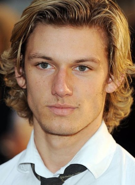 "Alex Pettyfer (Photo: contactmusic.com) The UK premiere of ""Tropic Thunder"""