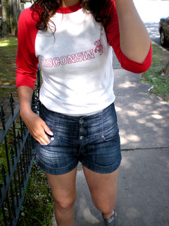 Today I wore...