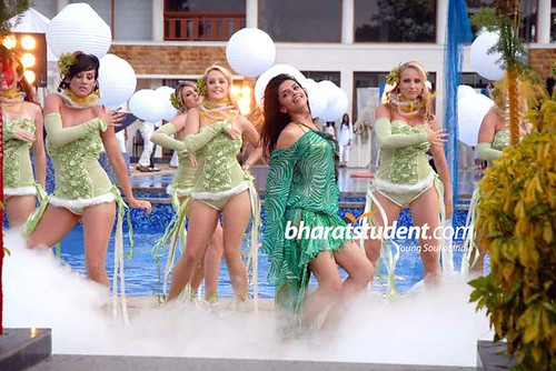 Deepika Padukone in Telugu film Love 4 Ever