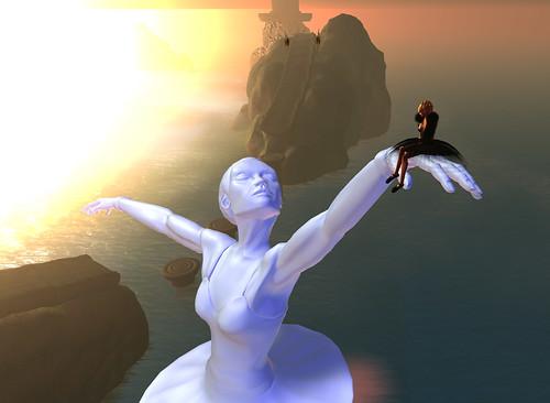 Black Swan Ballerina