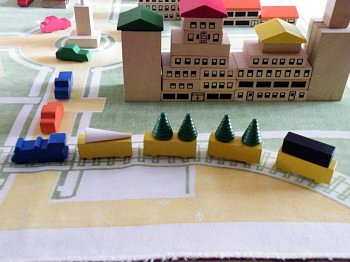 Playskool Village: Train