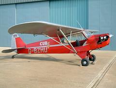 G-BZHU Wag Aero Cuby