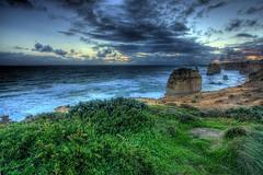 Twelve Apostles (janazeu) Tags: sunset greatoceanroad twelveapostles hdr