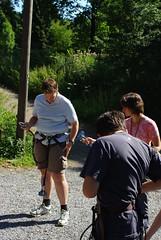 IMGP3267 (strongwater) Tags: dave jan bo velbert klettern witte klimmen svenja ilka luza strongwater waldkletterpark