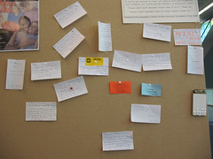 Public message board (nonelvis) Tags: montreal anticipation worldcon anticipation2009