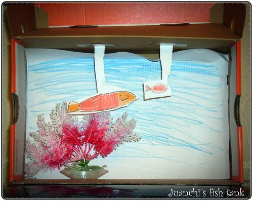Juanchi´s fish tank