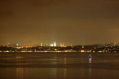 night (Shevince) Tags: sea night istanbul bosphorus