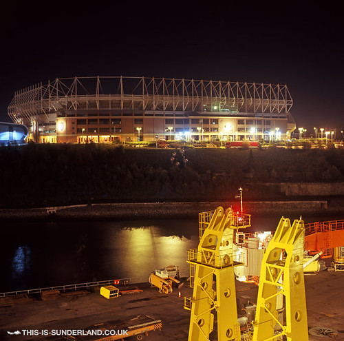 Football Stadium Night Lights: Loving The Football Ground Photos