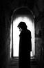 Quién puedo ser? (_madmarx_) Tags: light bw white black tower window stone contraluz ventana coruña monk galicia pedra telas pontedeume piedra ventá monxe anawesomeshot torredosandrade madmarx